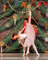 INTERNATIONAL BALLET EXCHANGE - NUTCRACKER 2016